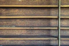Wood shelf stock image