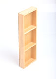 Wood shelves Royalty Free Stock Image
