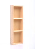 Wood shelves Royalty Free Stock Photo