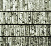 Wood shingle background Royalty Free Stock Photos