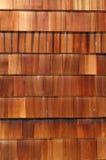 Wood Shingles Arkivbilder