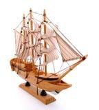 Wood ship Royalty Free Stock Image