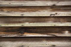 Wood Siding Royalty Free Stock Image
