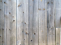 Wood siding Stock Photography