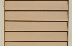 Wood siding 1 Stock Photography