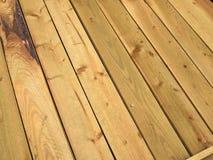 Wood siding panels Stock Photo