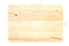 Wood skärbräda Royaltyfria Bilder