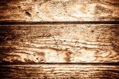 Wood skrivbordplanka som ska användas som bakgrund Arkivbilder