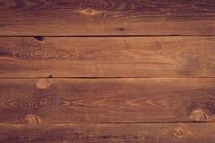Wood skrivbordplanka som ska användas som bakgrund Royaltyfri Foto