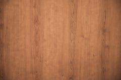 Wood skrivbordplanka som ska användas som bakgrund Arkivfoto