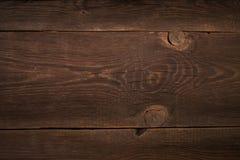 Wood skrivbordplanka som ska användas som bakgrund Arkivbild