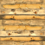 Wood Slat Background Stock Photography