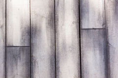 Wood Slats Grey Vertical Background Stock Photo