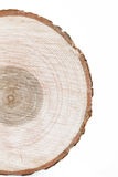 Wood slice pattern Stock Photo