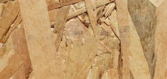 Wood sowdust pressed texture plate stock image