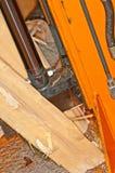 Wood splitter Stock Images