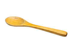 Wood spoon Stock Photos