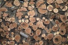 Wood stack Stock Photos