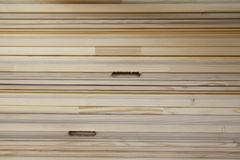 Wood stacking Stock Images