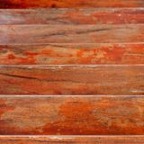 Wood stair. Stock Images