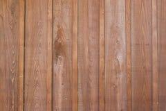 Wood staket Fotografering för Bildbyråer