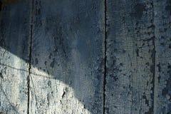 Wood staket Arkivfoto