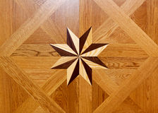 Wood star Royalty Free Stock Images
