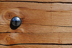 Wood and Steel Stock Photography