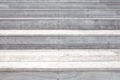 Wood step or Stair Stock Photography