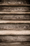 Wood Steps Royalty Free Stock Images