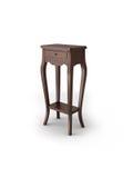 Wood stol Arkivbilder