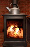 Wood Stove Stock Images