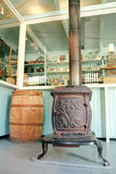 Wood stove Royalty Free Stock Photo