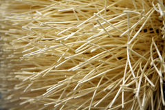 Wood straw Royalty Free Stock Photo