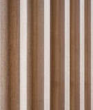 Wood striped pattern partition Royalty Free Stock Photo