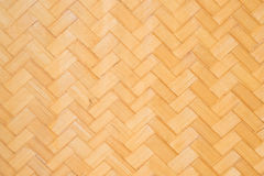 Wood striped woven texture Stock Image