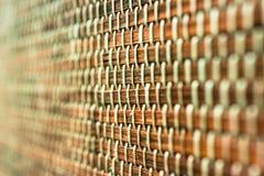 Wood stripes background Stock Images