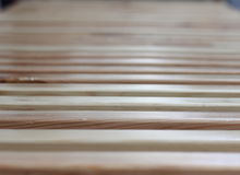 Wood strips Royalty Free Stock Image