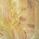 Glued wooden beam royalty free stock images