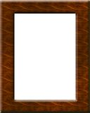 Wood style frame Stock Photos
