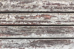 Wood surface with peeling paint stock photos