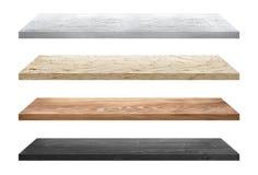 Wood tabell arkivfoton