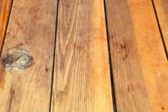 Wood table background royalty free stock photo