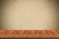 Wood table top royalty free stock photography
