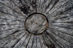Wood table top view. Background royalty free stock images