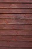 Wood textur av sidingen Royaltyfri Foto