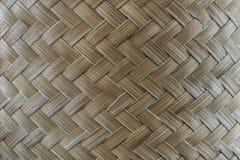 Wood textur för bambu Royaltyfria Foton