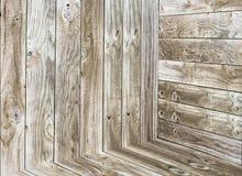 Wood textur för tappning arkivfoto