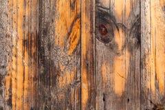 Wood textur för tappning gammala paneler för bakgrund Royaltyfri Foto