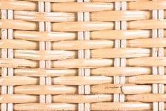Wood textur för bambu Arkivbilder
